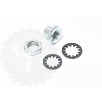 Set nuts for upper ball joint BS200S-7 / BS250S-11B