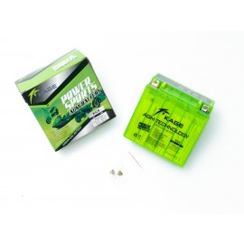 Battery 9 AH AGM Nano Gel Technology Green