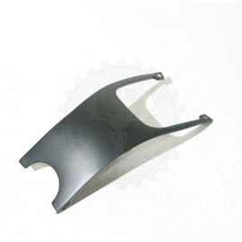 Plastic cover fueltank black BS200S-7