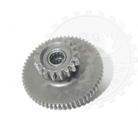 Startingmotor sprocket XY250STIXE