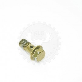 Brake hose bolt short