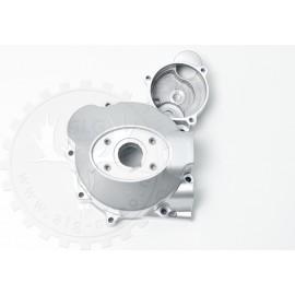 Left crank case cover silver XY250STIXE/ST-9E