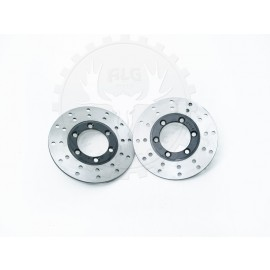Set brakedisc front 200S-7 / BS250S-11B