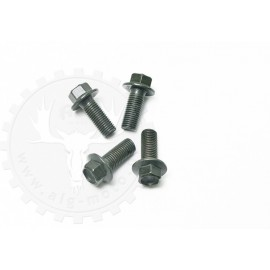 Set of four wheelbolts M10x1.25