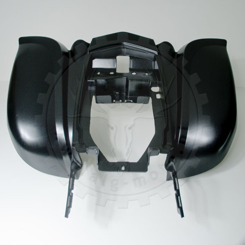 Rear fender black BS200S-7