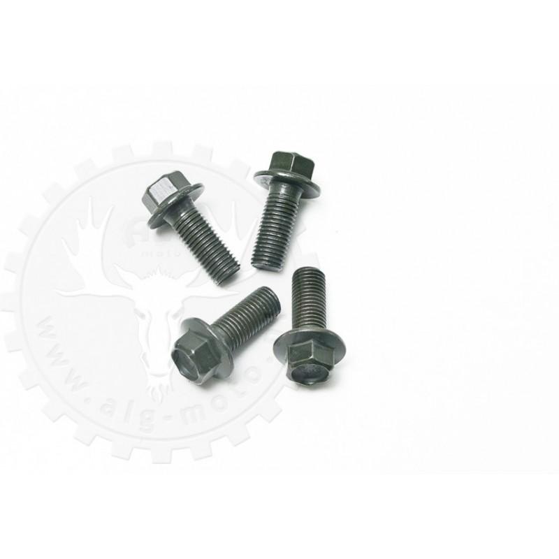 Set of four wheelbolts M10x1.25