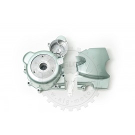Left crankcase cover and left sprocket cover new BS200S-7 engine