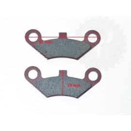 Brakepads rear Shineray 250 STIXE /Spyder/ST-9E