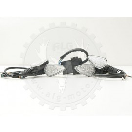 Set Led-indicatorlights with relay suitable for the Bashan BS200