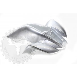 Front fender Bashan BS200S-7/ BS250S-11B silver