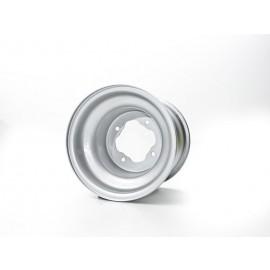 "Steelrim 4x115 9"" silver"