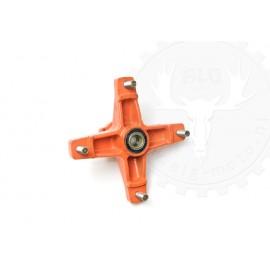 Wheelhub 4x156 orange
